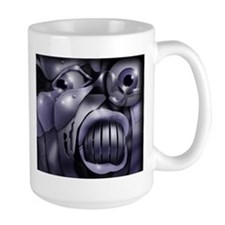 Courting crimson Mug