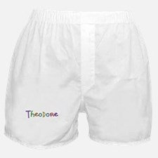 Theodore Play Clay Boxer Shorts