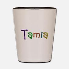 Tamia Play Clay Shot Glass