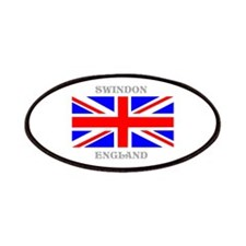 Swindon England Patches