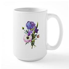 Redoute Bouquet Mug