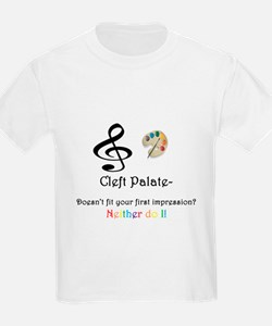 cleft palate only T-Shirt
