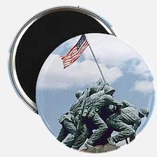 Marine Corps Memorial Iwo Jima Magnet