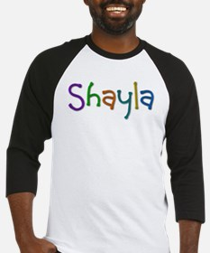 Shayla Play Clay Baseball Jersey