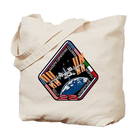 Expedition 26 Tote Bag