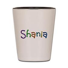 Shania Play Clay Shot Glass