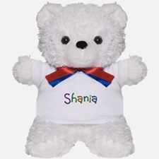 Shania Play Clay Teddy Bear
