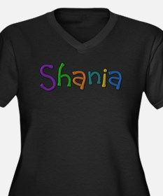 Shania Play Clay Plus Size T-Shirt