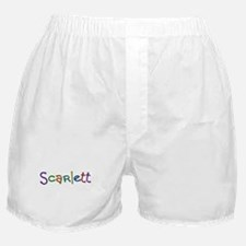 Scarlett Play Clay Boxer Shorts