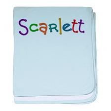 Scarlett Play Clay baby blanket