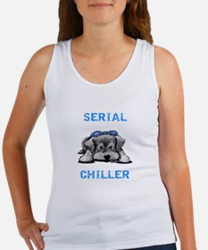 KiniArt Schnauzer Women's Tank Top