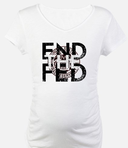 End the Fed Red Shirt