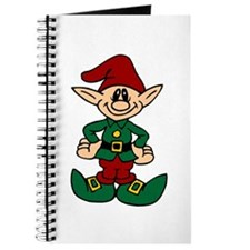 Santa's helper, at your service! Journal