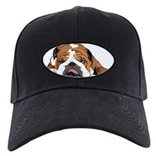 Teddy the English Bulldog Baseball Hat