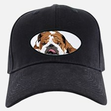 Teddy the English Bulldog Baseball Hat