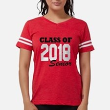 Class of 2018 Senior: Womens Football Shirt
