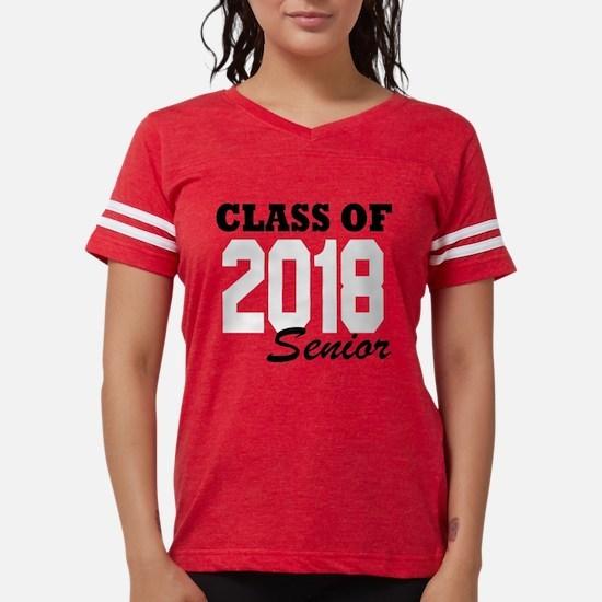 Class of 2018 Senior: Womens Football Shirt