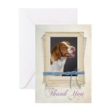 Brittany Thank You Card