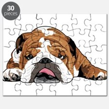 Teddy the English Bulldog Puzzle