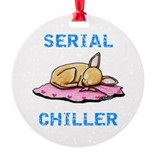 Chihuahua Serial Chiller Ornament