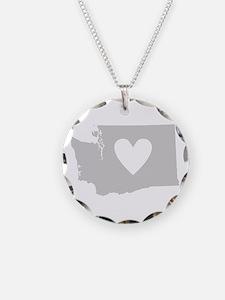 Heart Washington Necklace