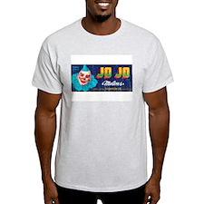 Melons Fruit Crate Label Ash Grey T-Shirt