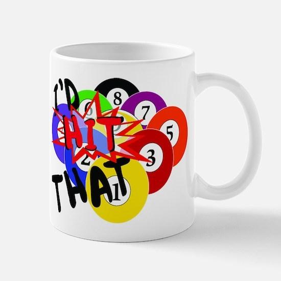 Unique Billard Mug