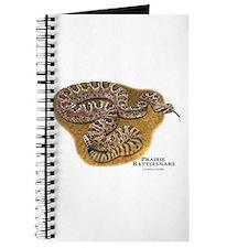 Prairie Rattlesnake Journal