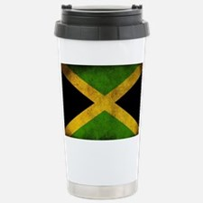 Jamaica Flag Travel Mug