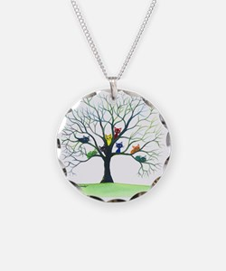 Eau Claire Stray Cats Necklace