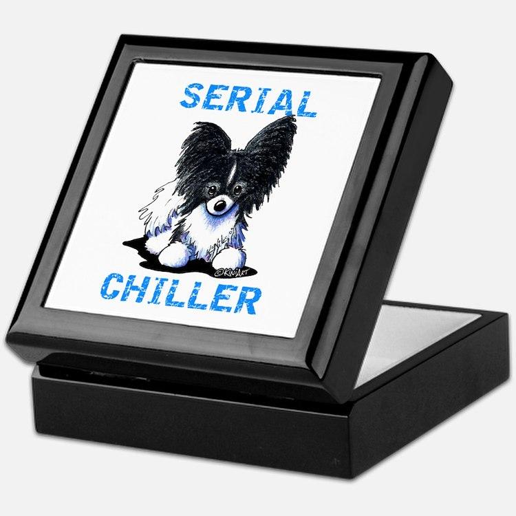 Papillon Serial Chiller Keepsake Box