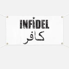Original Infidel Banner