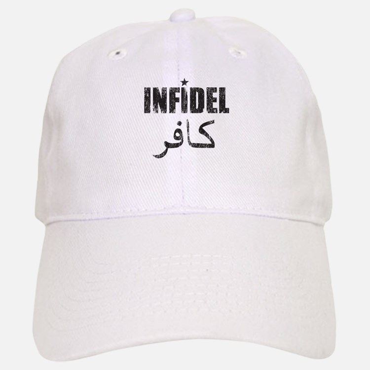 Original Infidel Baseball Baseball Cap
