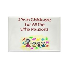Little Reasons Rectangle Magnet (10 pack)