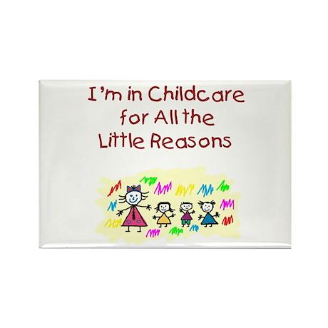 Little Reasons Rectangle Magnet (10 pack)