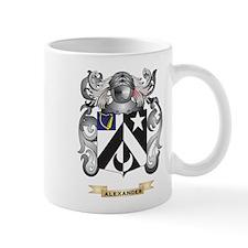 Alexander Coat of Arms Mug