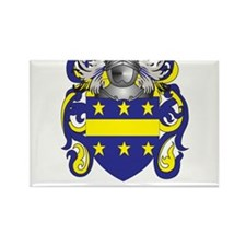 Alfonso Coat of Arms Rectangle Magnet