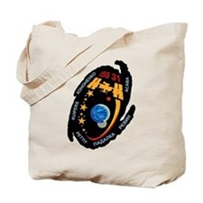 Expedition 31 Tote Bag