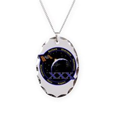 Expedition 30 Necklace Oval Charm