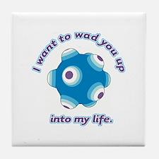 """KATAMARI 'WAD YOU UP"""" Tile Coaster"""