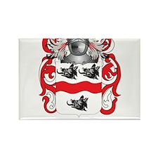 Allardes Coat of Arms Rectangle Magnet