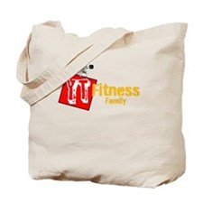 YT Fitness Family Tote Bag