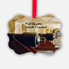 Fort Sumter Ornament