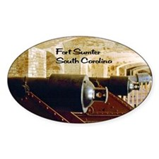 Fort Sumter Decal