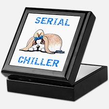 KiniArt Shih Tzu Serial Chiller Keepsake Box