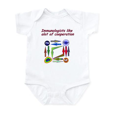 Immunologists Infant Bodysuit