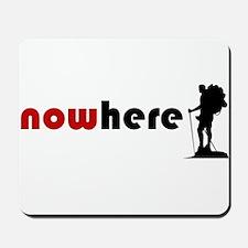 Nowhere Mousepad
