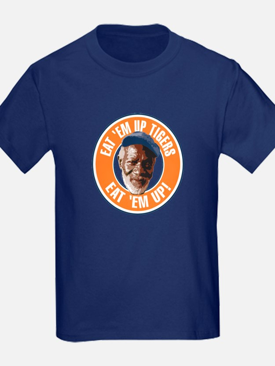 Kid's Dark Eat Em Up Tigers T-Shirt