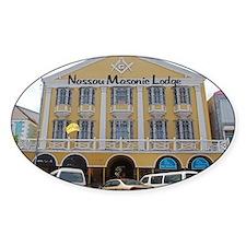 Nassau Lodge Decal