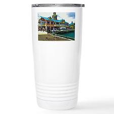 Nassau Bahamas Travel Coffee Mug